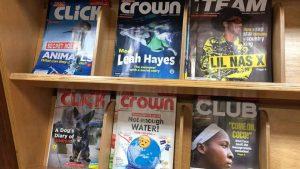 Suscripción segundo trimestre revistas de inglés para ESO