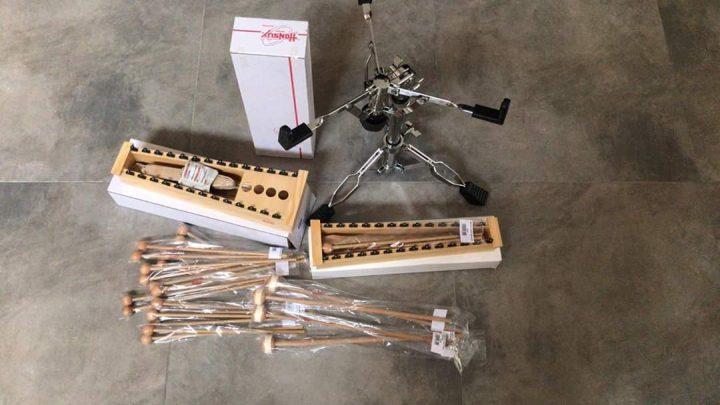 Instrumentos musicales junio 2020