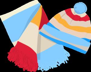 Bufanda y gorro