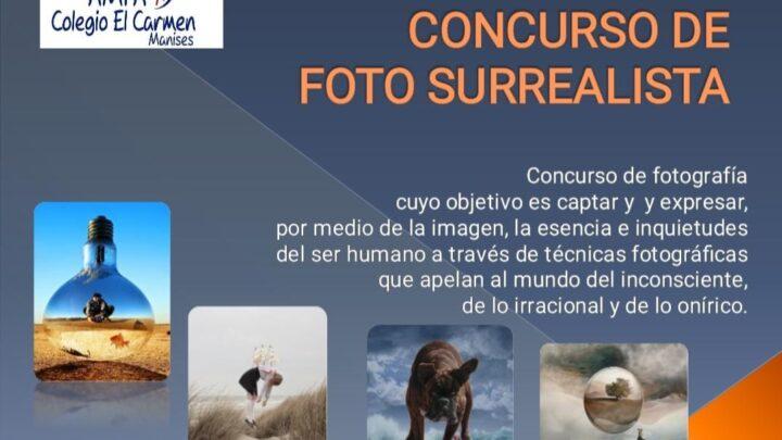 Concurso foto surrealista ESO 2021 - cartel